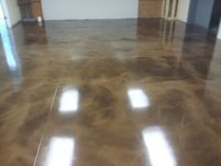 Reflector enhancer epoxy coating