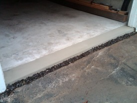 Beautiful Concrete Repair In Maine