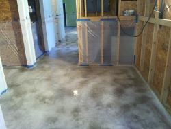 Concrete Floor Stain Maine Concrete Staining Contractor