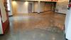 Pollished concrete floor completed