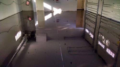 Reflector Enhancer Epoxy Floor By Day S Concrete Floors