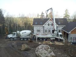 Concrete Floor in Maine